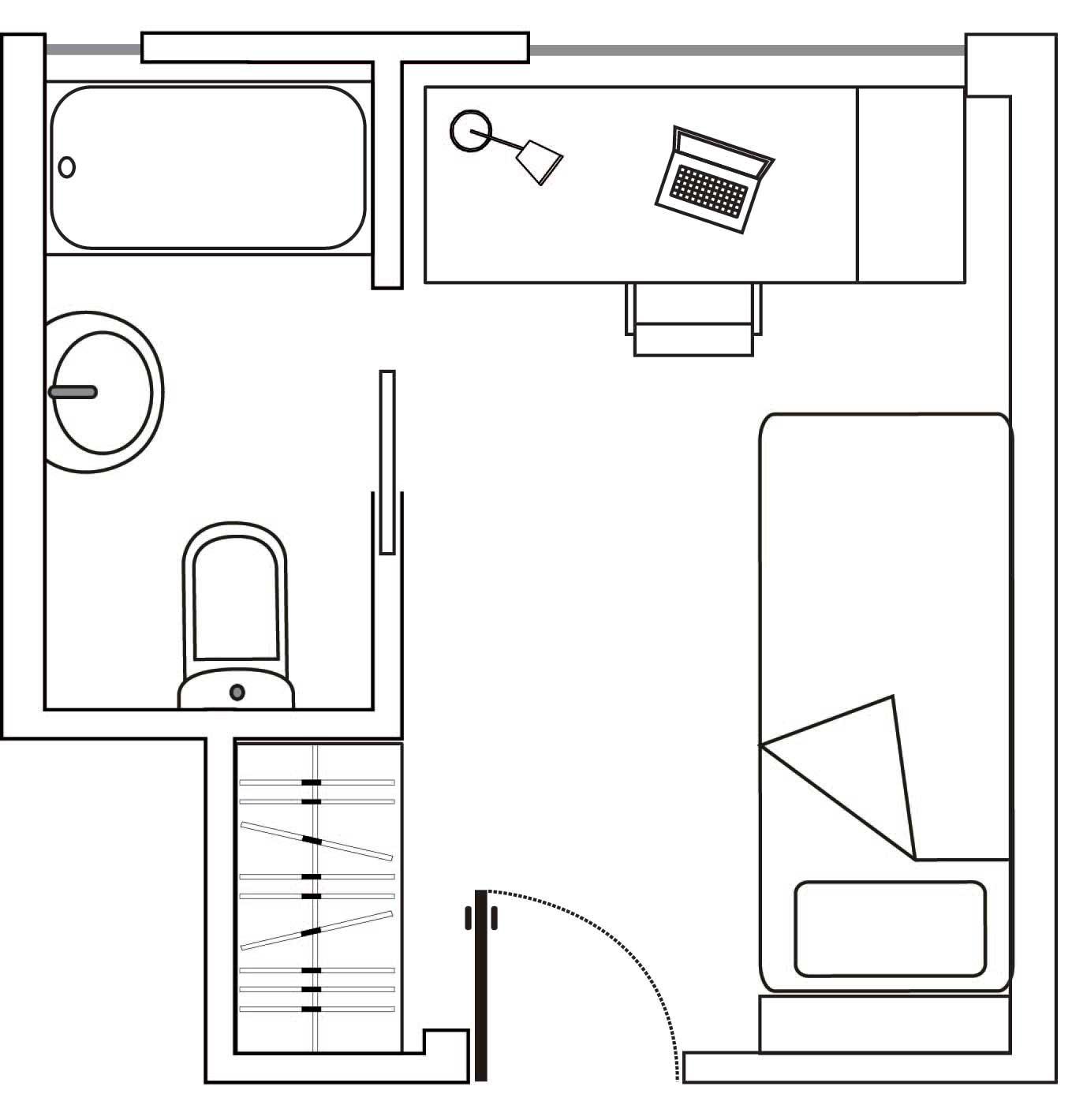Residencia Santa Mar A Del Estudiante Habitaciones Y Precios