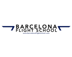 Barcelona-Flight-School-logo