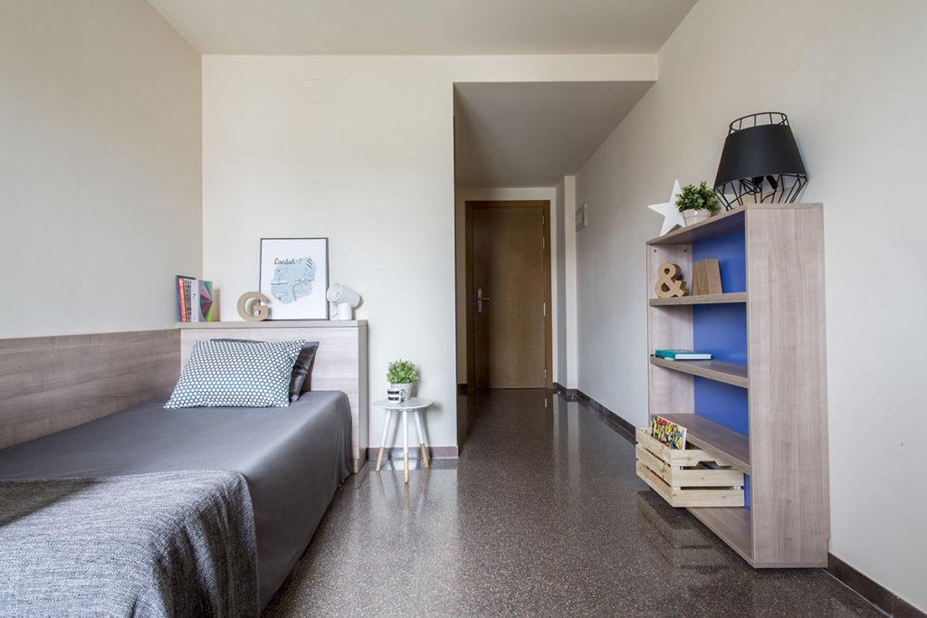 foto habitacion individual resa hernan cortes