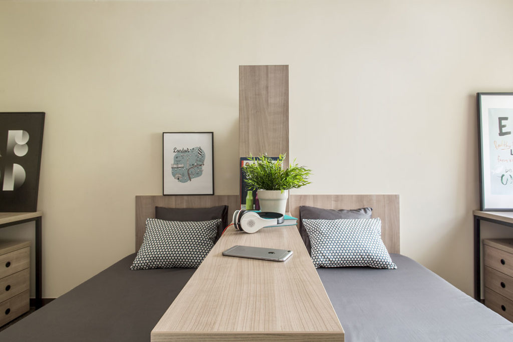 Residencia universitaria hern n cort s habitaciones y precios for Residencia universitaria hernan cortes