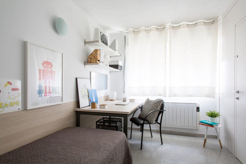 habitación individual resa barcelona