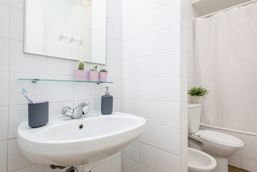 baño residencia estudiantes rector ramon carande sevilla