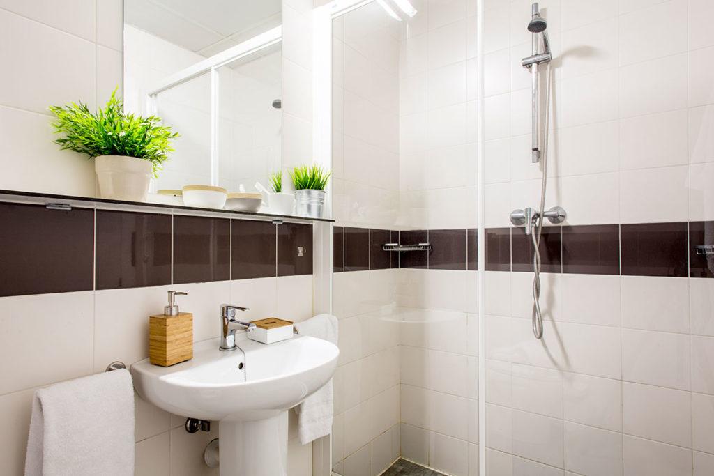 baño habitación doble resa valencia