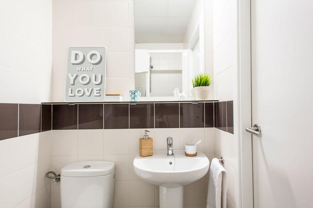 baño individual colegio mayor la concepción resa