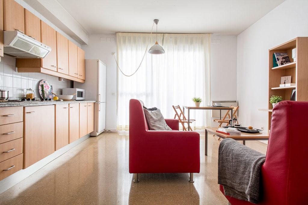apartamento duplex en Resa Sevilla