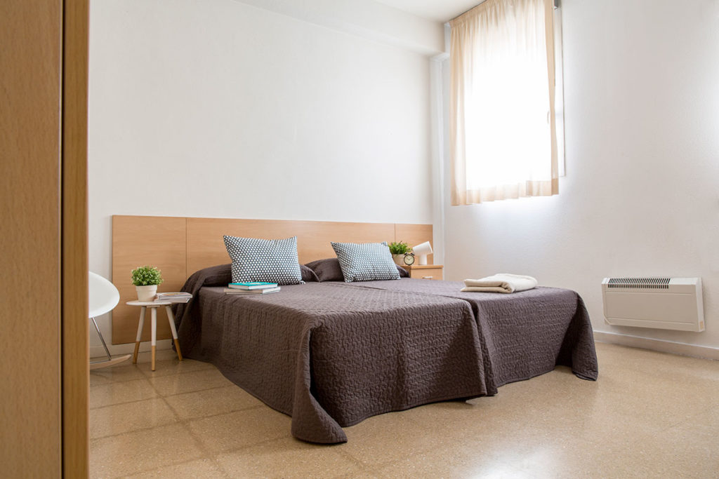 Foto residencia rector ramón carande sevilla