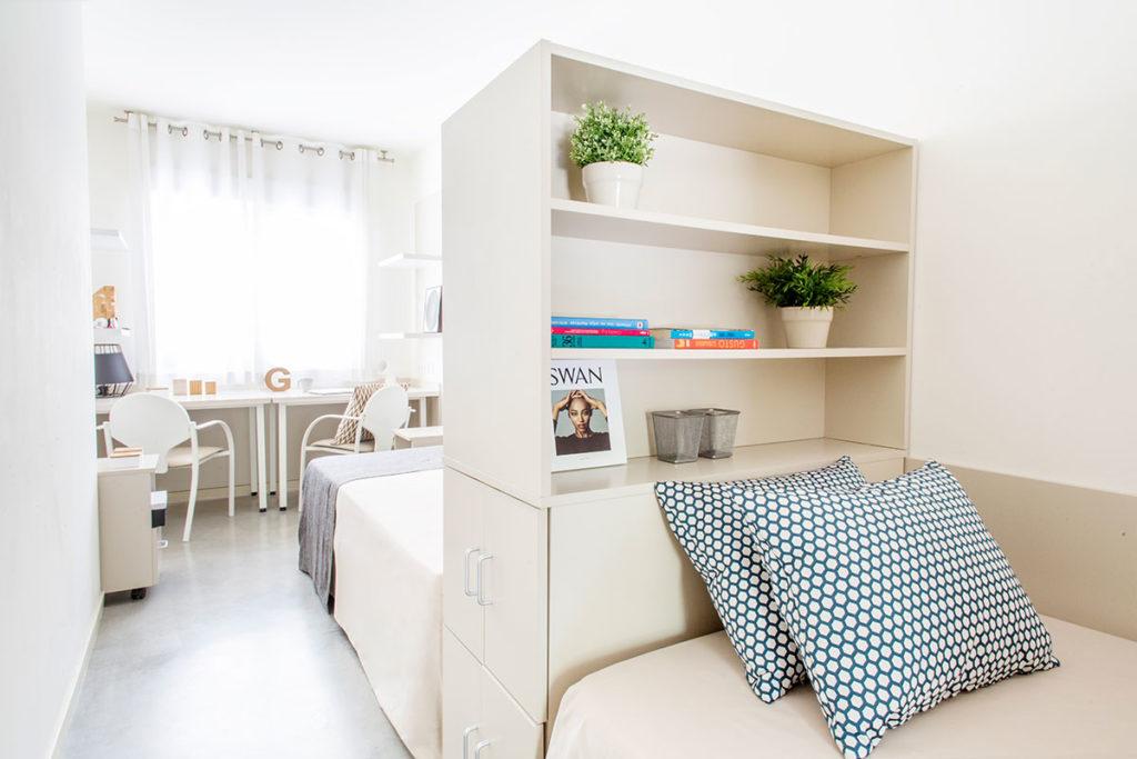 Residencia santa mar a del estudiante habitaciones y precios - Habitacion para estudiantes en madrid ...