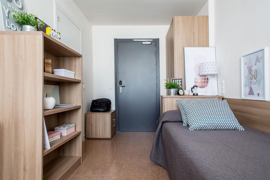habitación individual resa upv