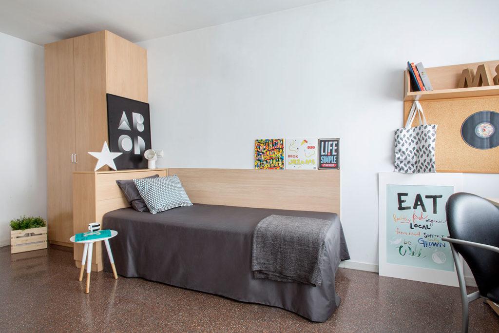 Residencia Colegio de Cuenca: Habitaciones y precios