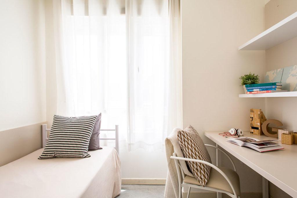 Residencia Santa María del Estudiante: Habitaciones y precios