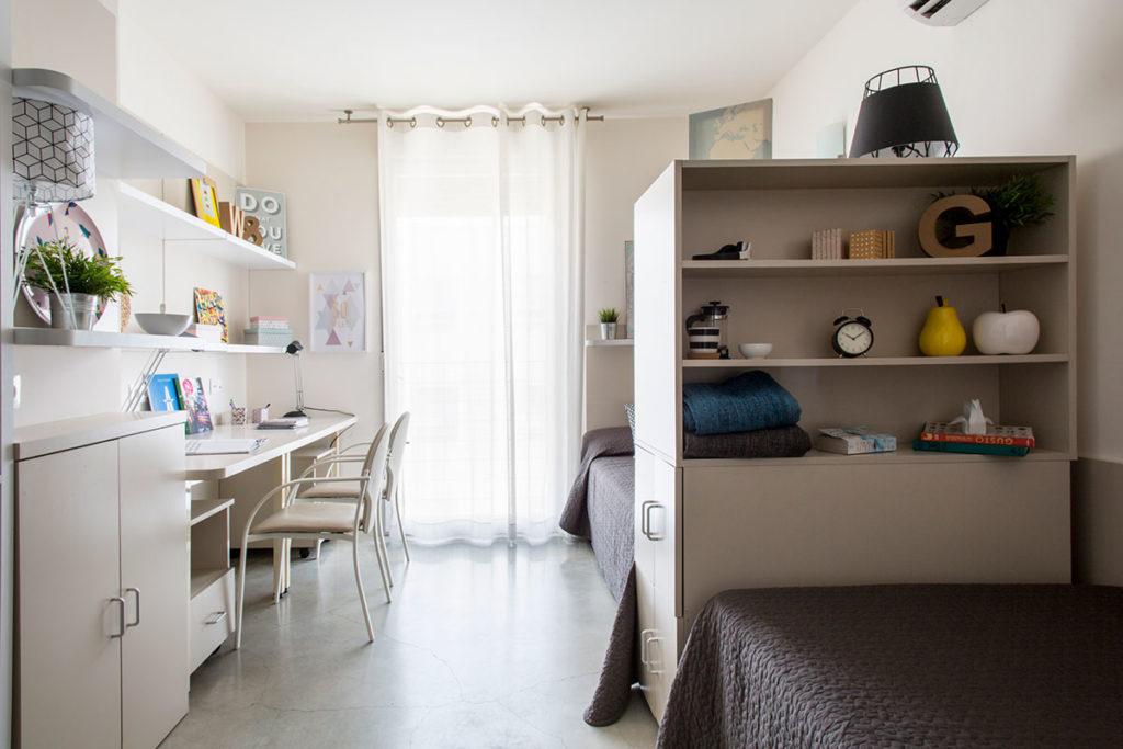 resa barcelona habitacion doble