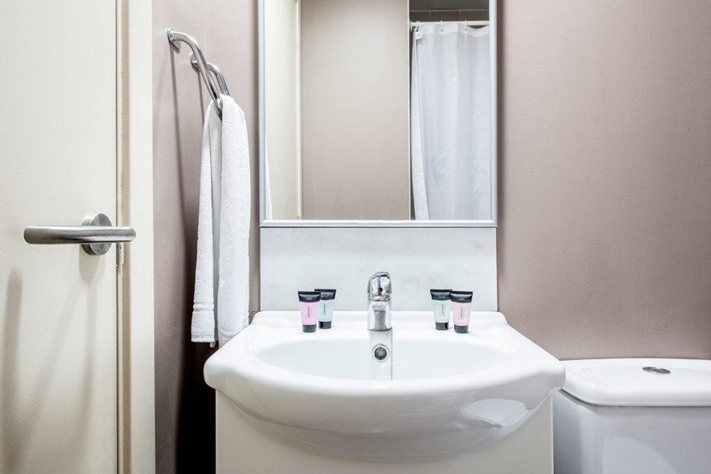Todos los estudios disponen de baño privado.