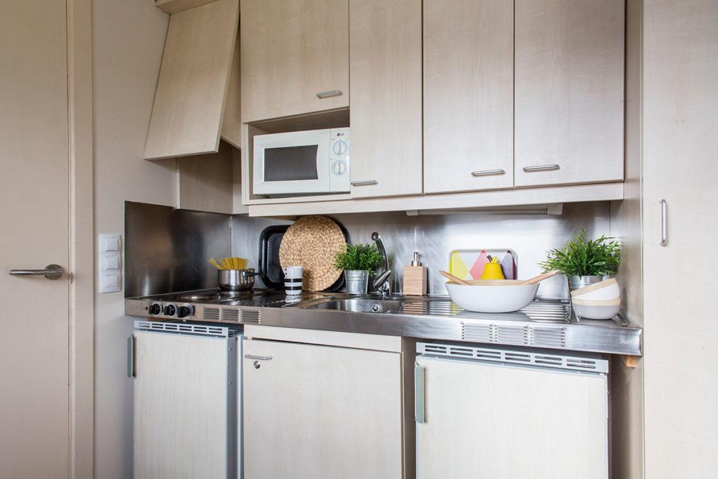 resa habitación cocina individual