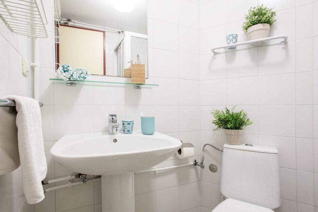 baño residencia resa siglo xxi
