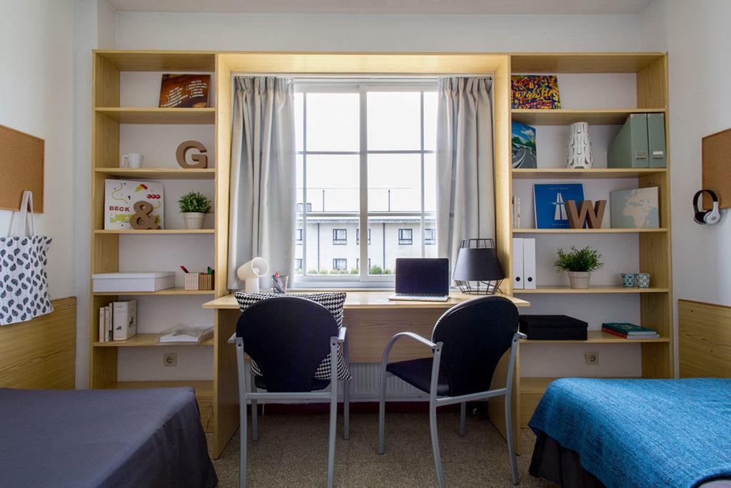 foto habitacion doble resa A Coruña