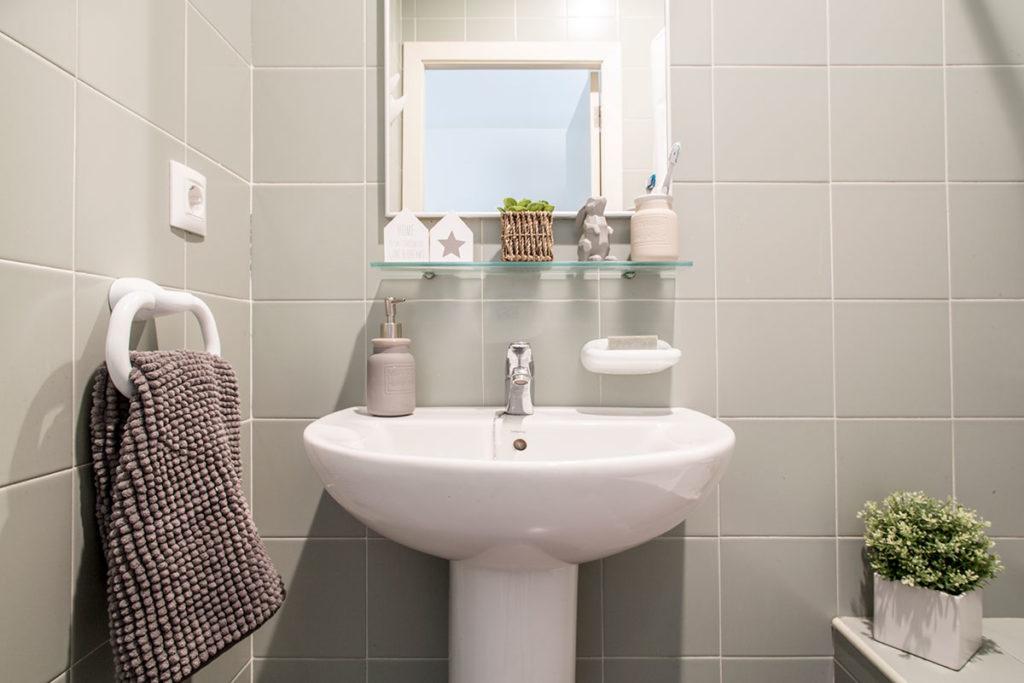 baño residencia resa as burgas