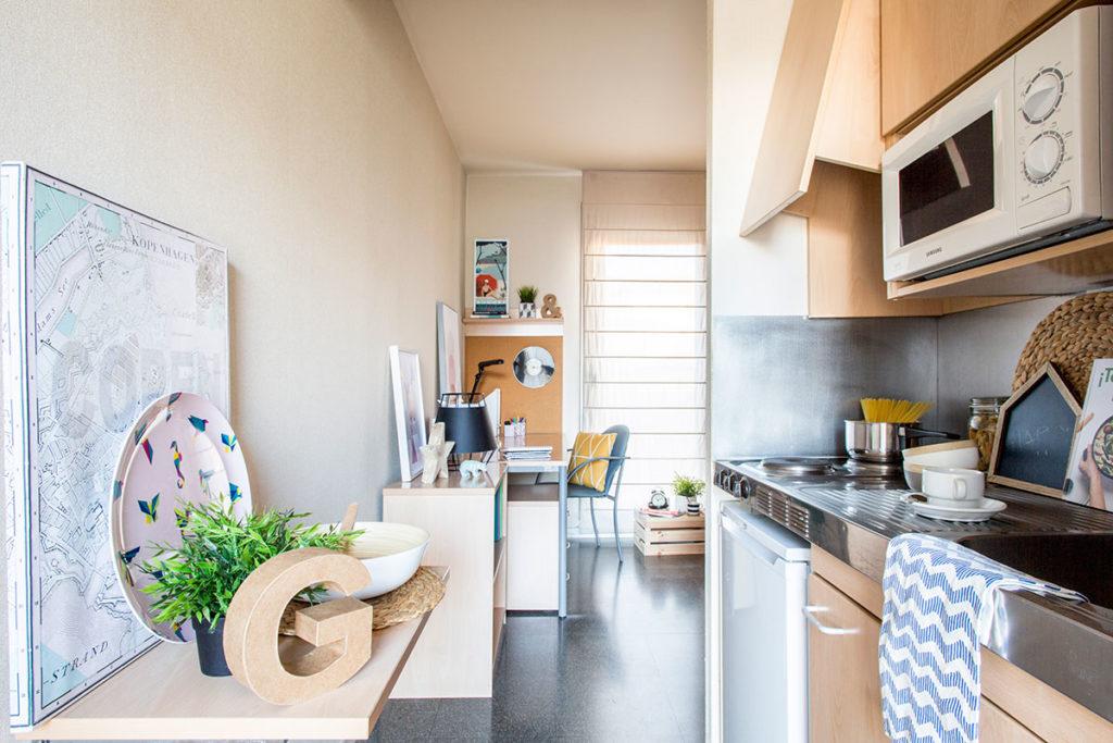 Residencia campus del mar habitaciones y precios for Estudiar interiorismo murcia